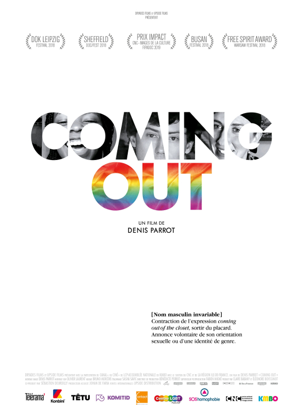 Coming Out | Parrot, Denis (Réalisateur)