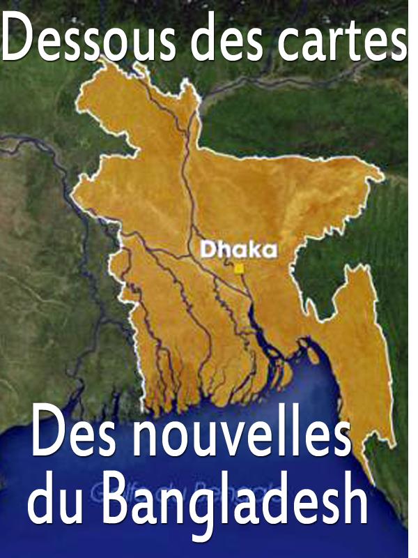 Dessous des cartes - Des nouvelles du Bangladesh | Victor, Jean-Christophe (Réalisateur)