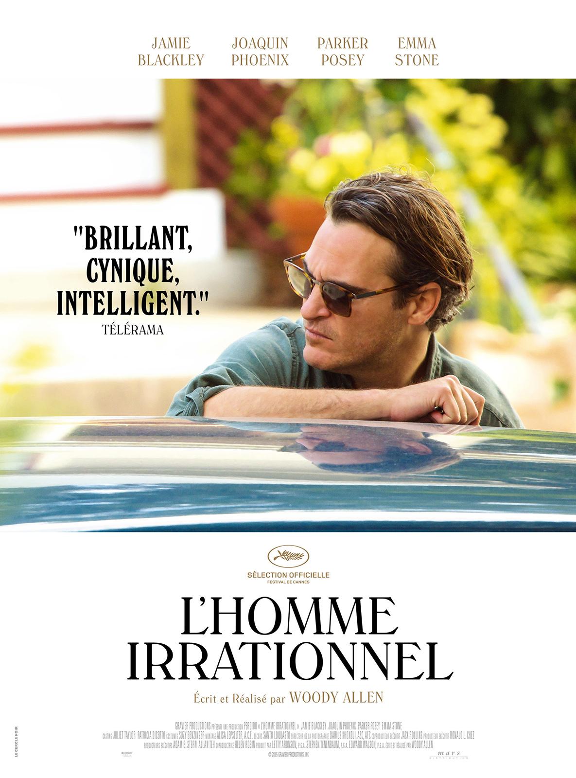 L'homme irrationnel | Allen, Woody (Réalisateur)