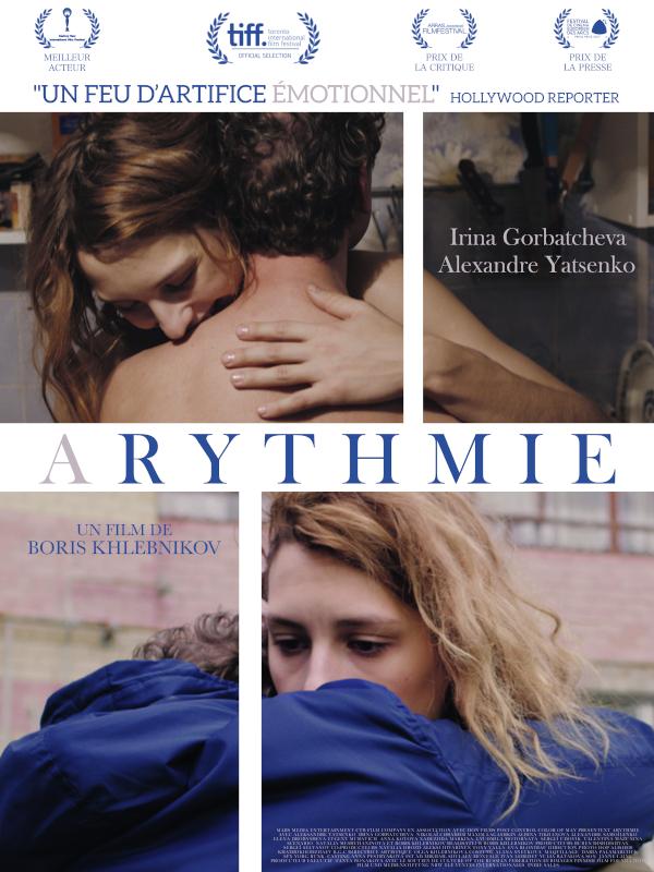 Arythmie | Khlebnikov, Boris (Réalisateur)