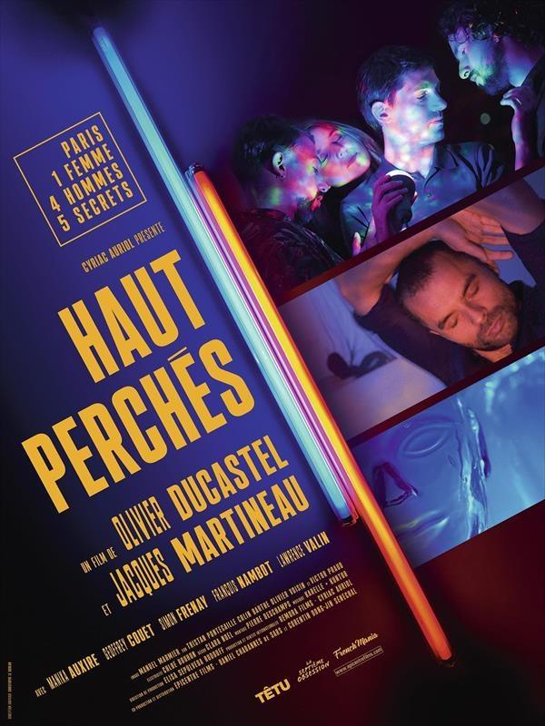 Haut Perchés | Martineau, Jacques (Réalisateur)