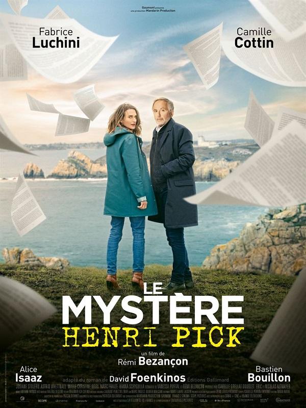 Le Mystère Henri Pick | Bezançon, Rémi (Réalisateur)