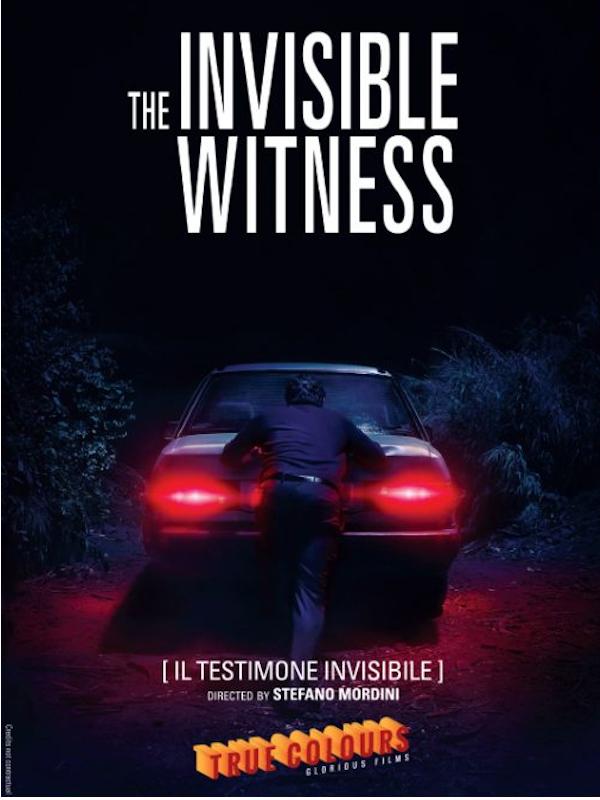 The Invisible Witness | Mordini, Stefano (Réalisateur)