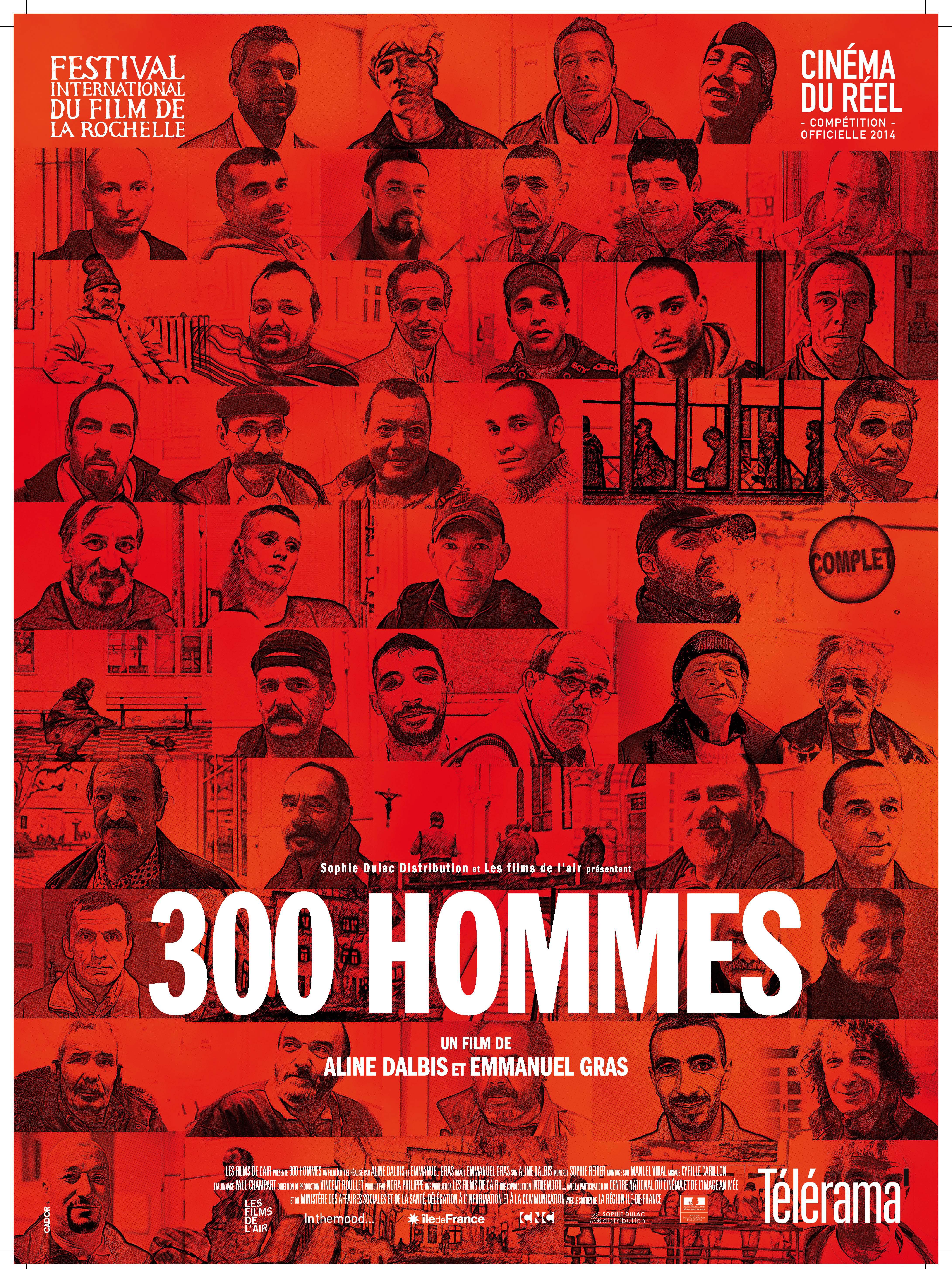 300 hommes | Dalbis, Aline (Réalisateur)