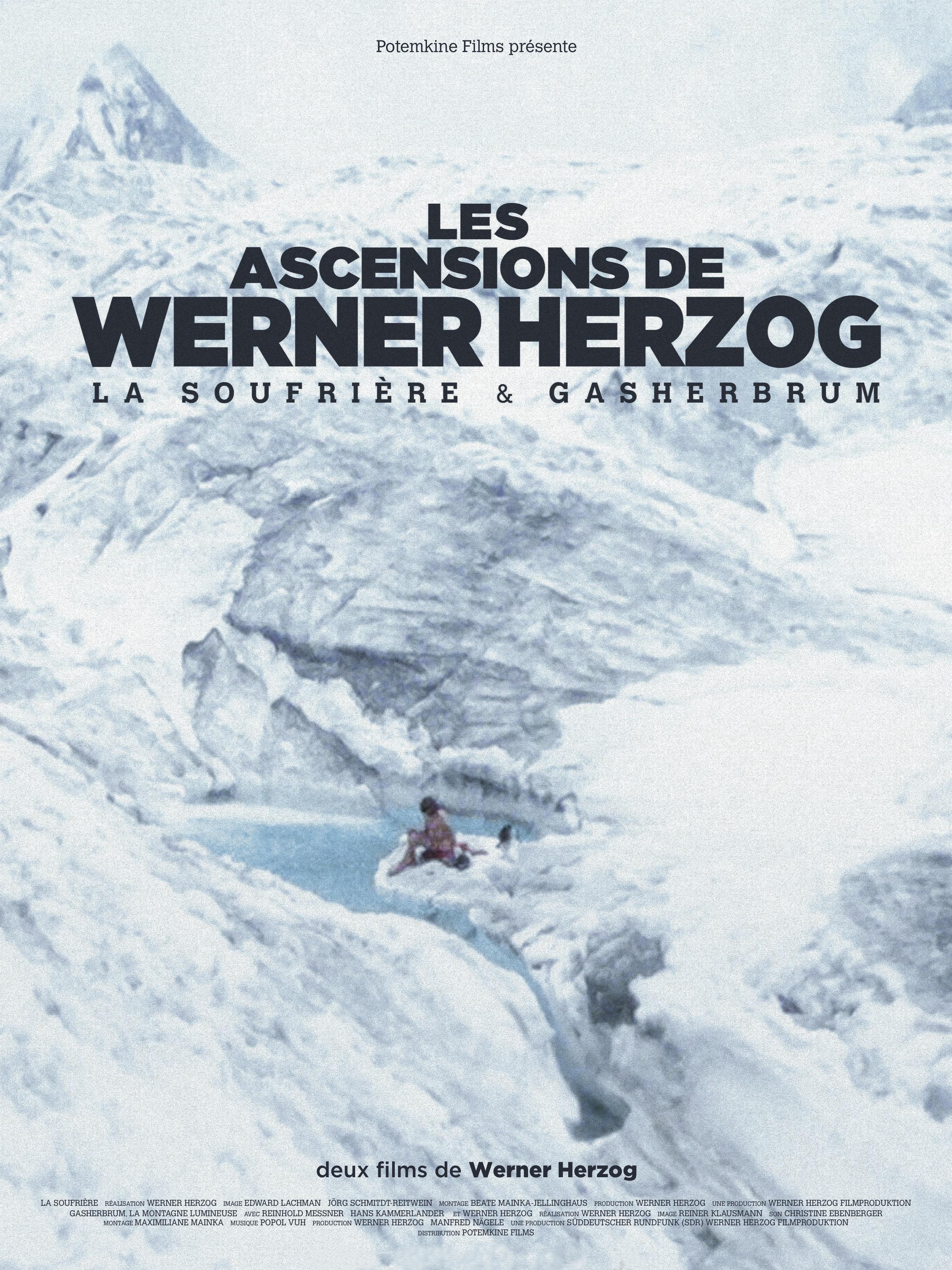 Les Ascensions de Werner Herzog | Herzog, Werner (Réalisateur)