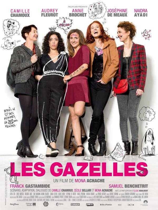 Les Gazelles | Achache, Mona (Réalisateur)