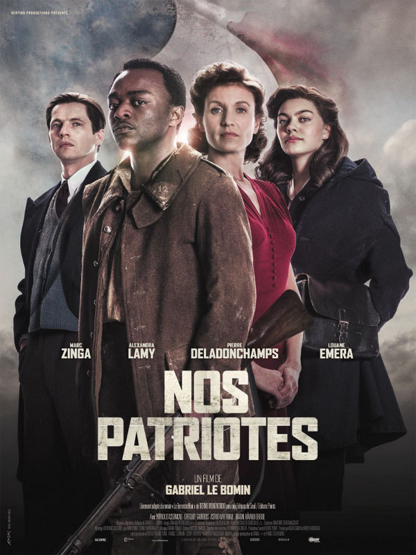 Nos Patriotes | Le Bomin, Gabriel (Réalisateur)