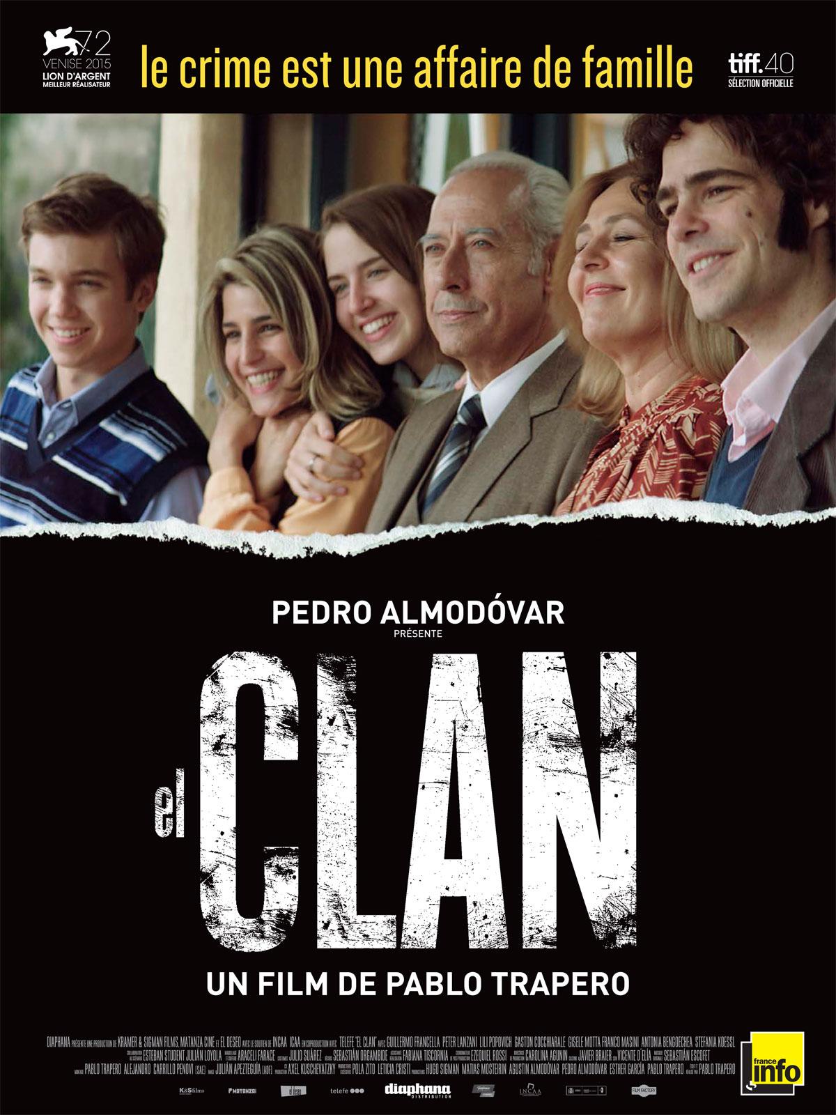 El Clan | Trapero, Pablo (Réalisateur)