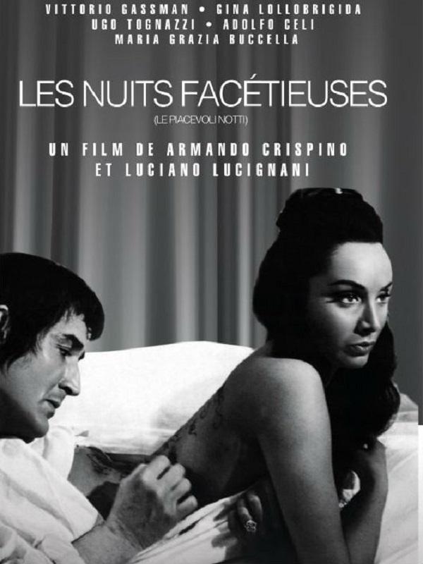 Les Nuits facétieuses | Crispino, Armando (Réalisateur)