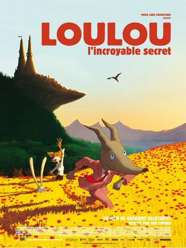 Loulou, l'incroyable secret | Solotareff, Grégoire (Réalisateur)