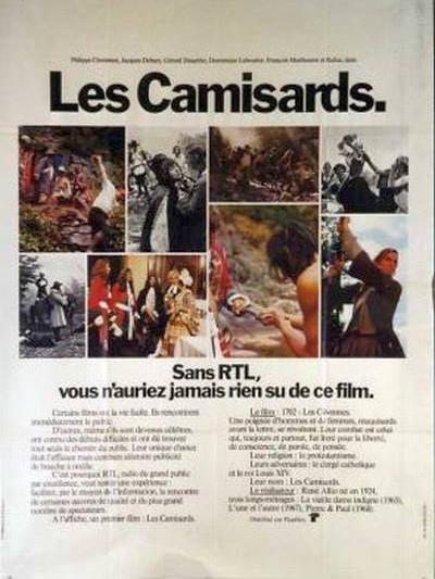 """Afficher """"Les Camisards"""""""