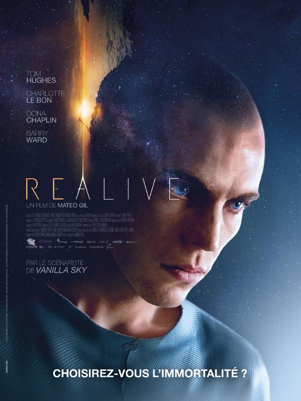 Realive | Gil, Mateo (Réalisateur)