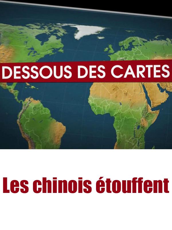 Dessous des cartes - Les chinois étouffent | Nisic, Natacha (Réalisateur)