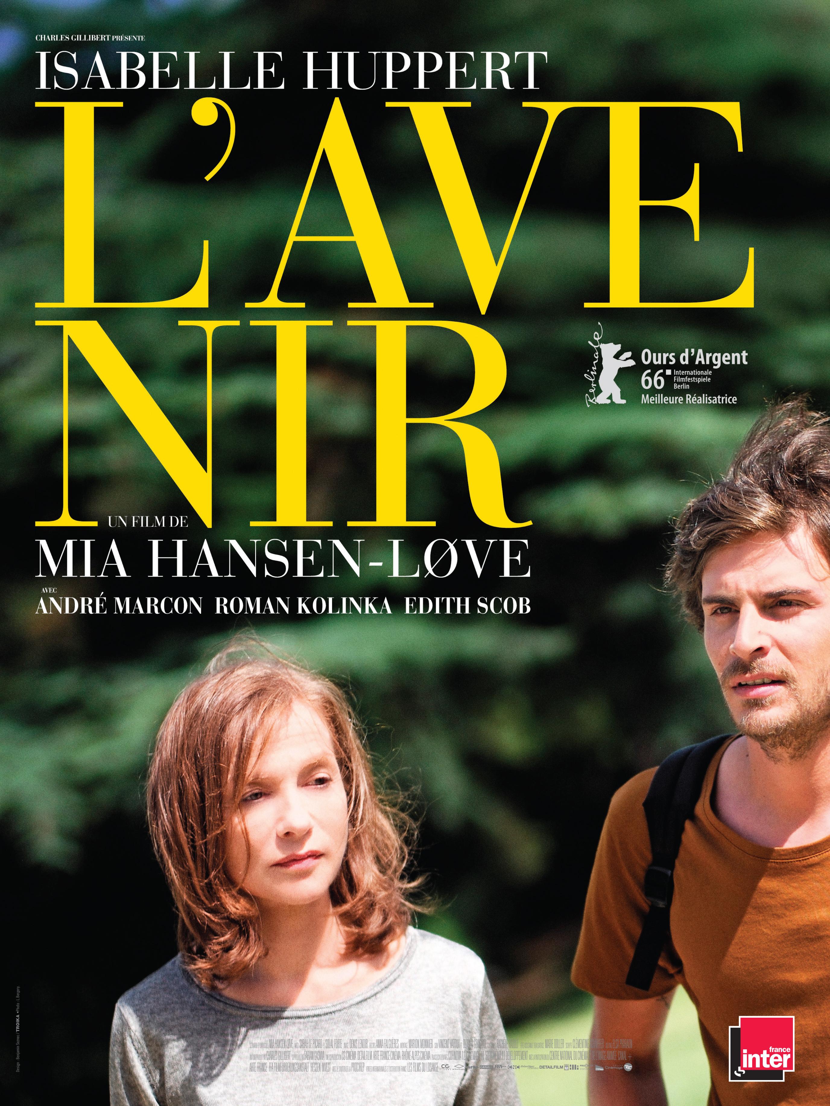 L'Avenir | Hansen-Løve, Mia (Réalisateur)