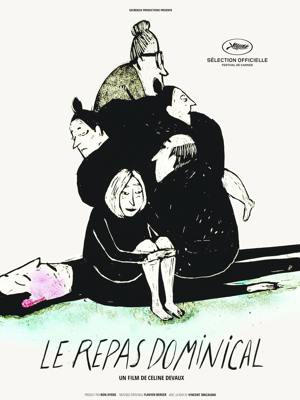 Le Repas dominical | Devaux, Céline (Réalisateur)