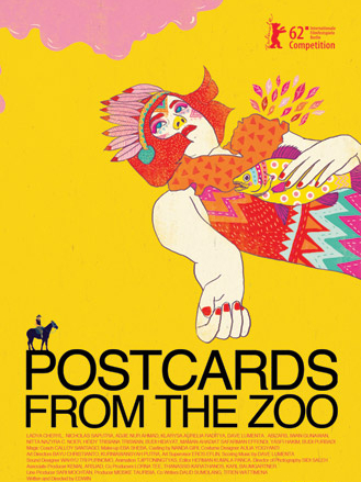 Postcards From The Zoo | Edwin,  (Réalisateur)
