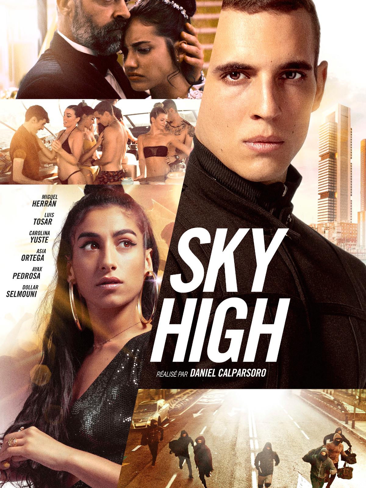 Sky High | Calparsoro, Daniel (Réalisateur)