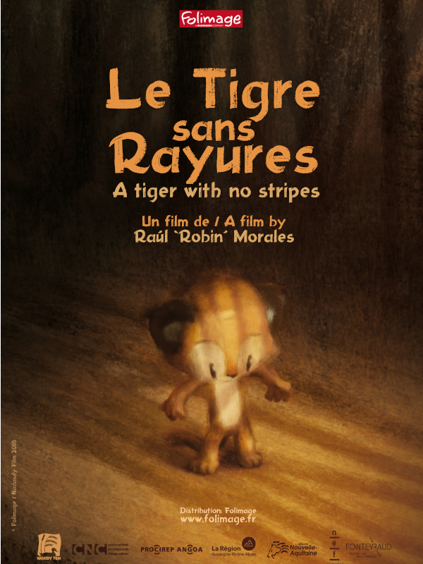 Le Tigre sans rayures | Morales Reyes, Raul Robin (Réalisateur)