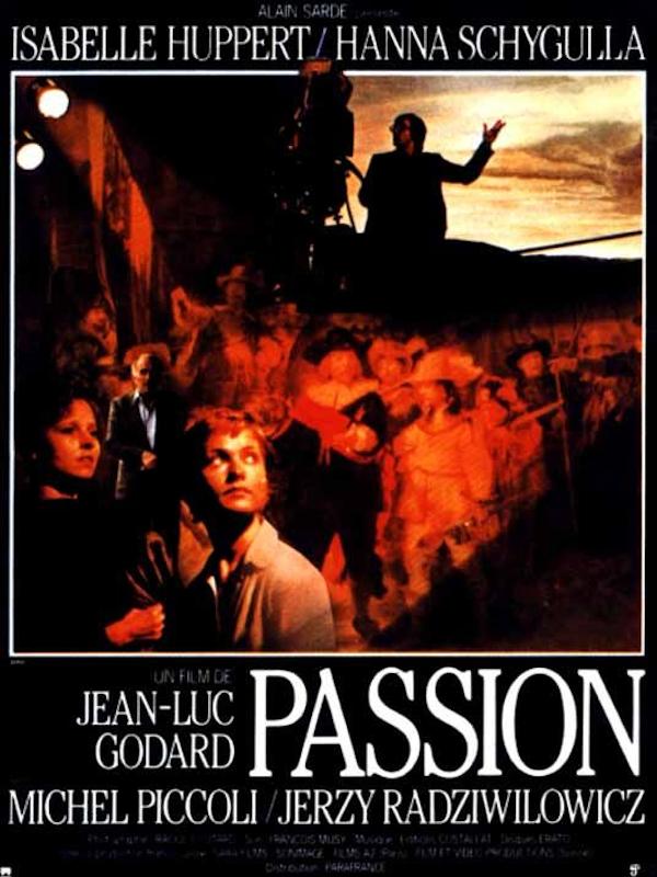 Passion | Godard, Jean-Luc (Réalisateur)