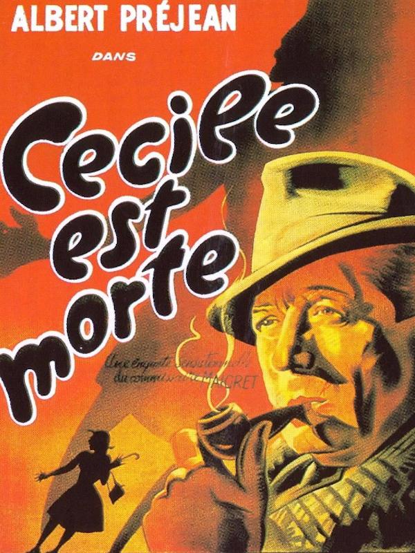 Cécile est morte | Tourneur, Maurice (Réalisateur)