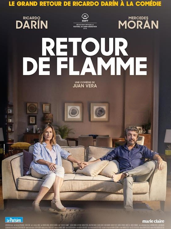 Retour de flamme | Vera, Juan (Réalisateur)