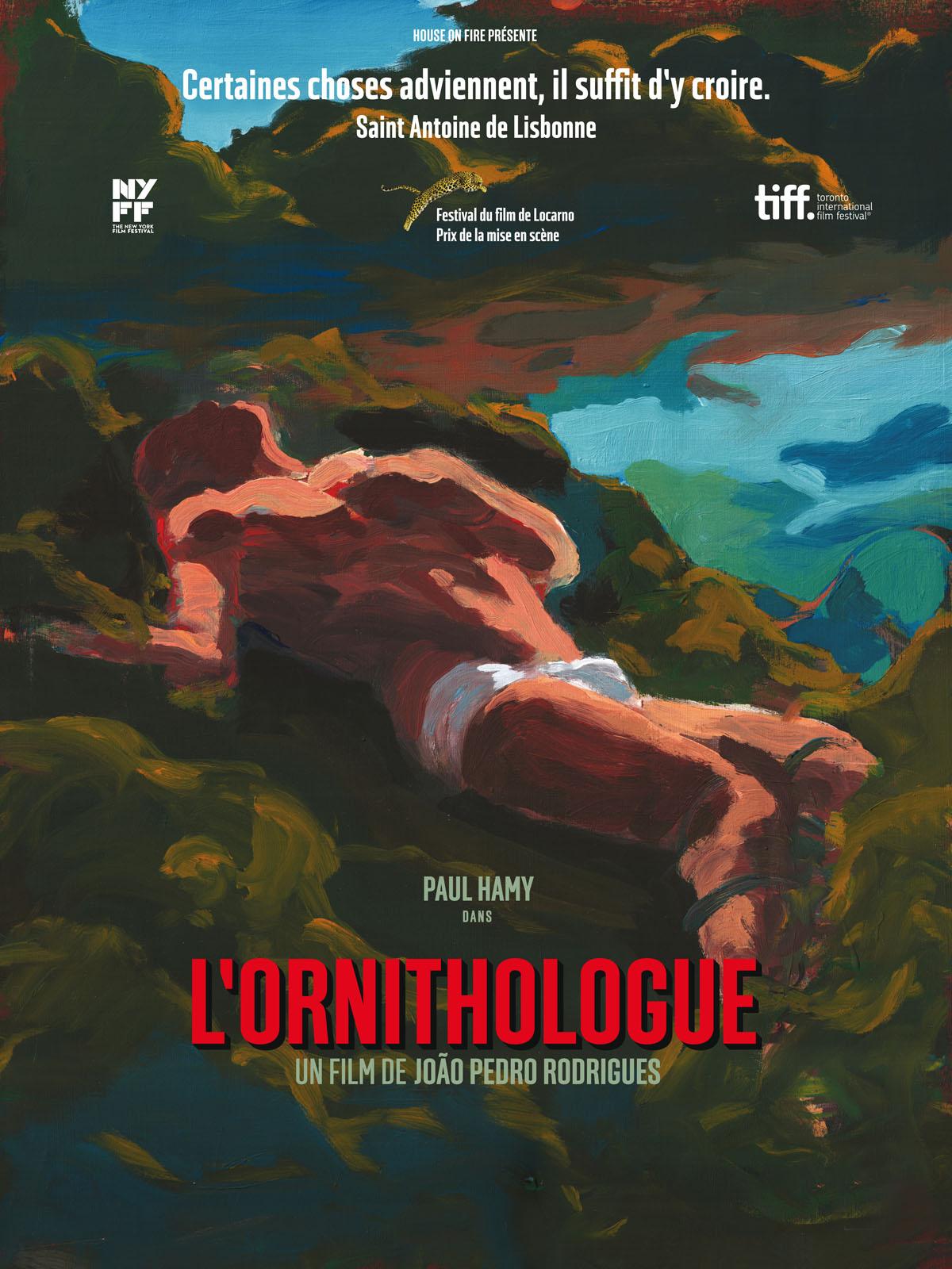 L'Ornithologue | Rodrigues, João Pedro (Réalisateur)