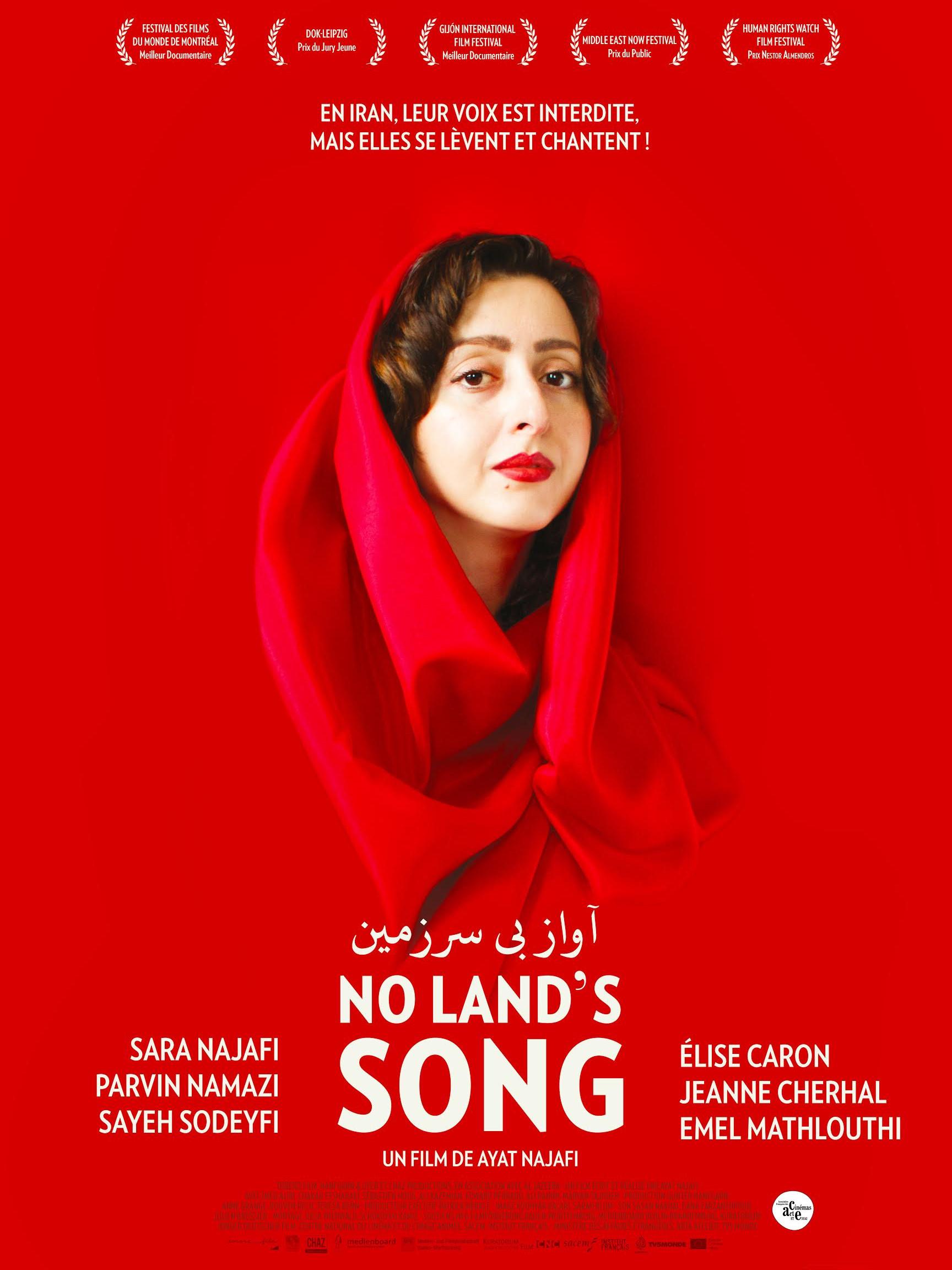 No Land's Song | Najafi, Ayat (Réalisateur)