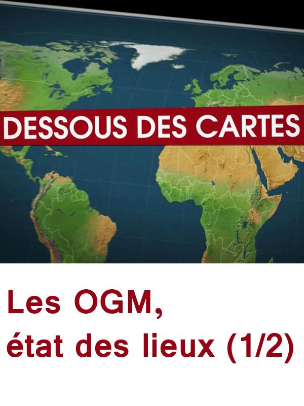 Le Dessous des cartes - Les OGM, état des lieux 1/2 | Lernoud, Frédéric (Réalisateur)