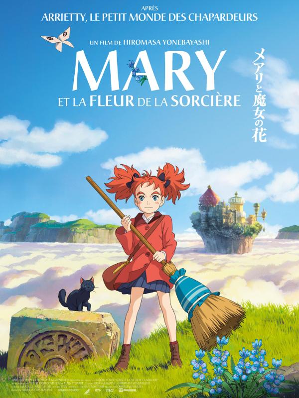 Mary et la fleur de la sorcière | Yonebayashi, Hiromasa (Réalisateur)