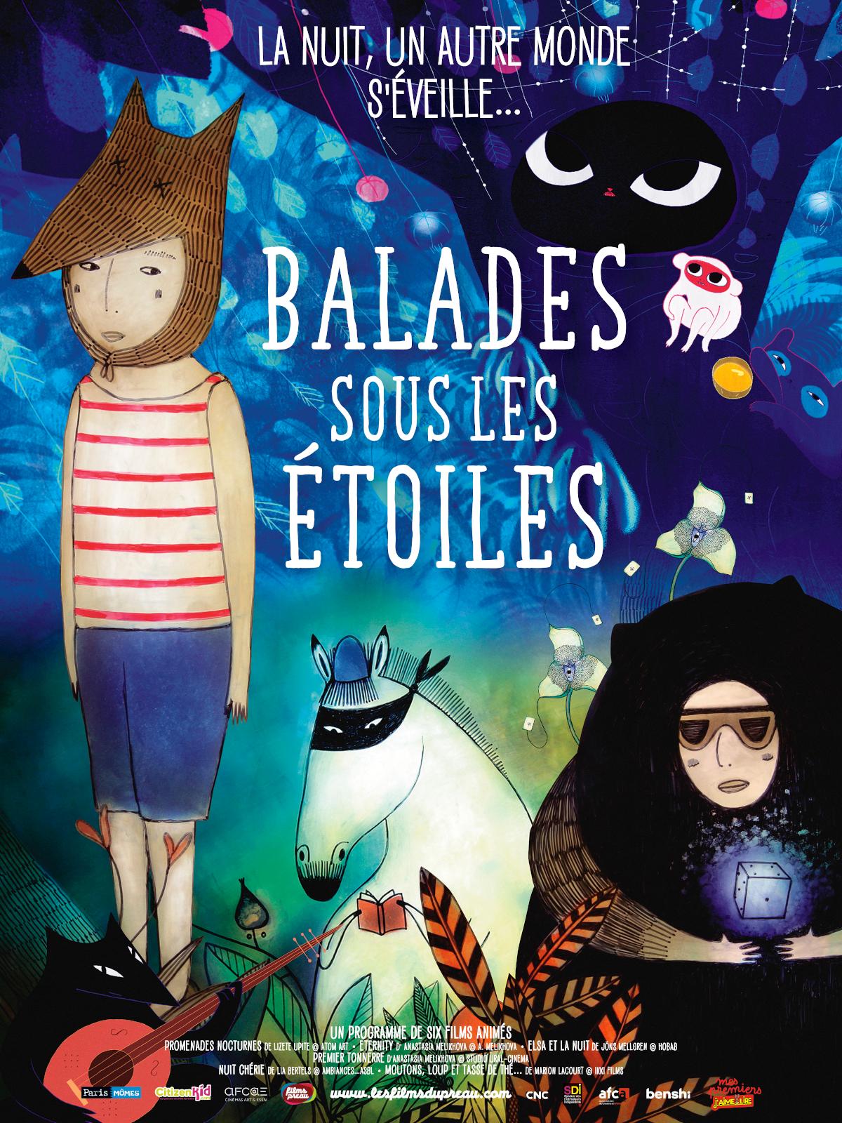 Balades sous les étoiles | Upīte, Lizete (Réalisateur)