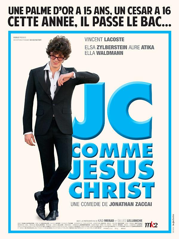 JC comme Jésus Christ | Zaccaï, Jonathan (Réalisateur)