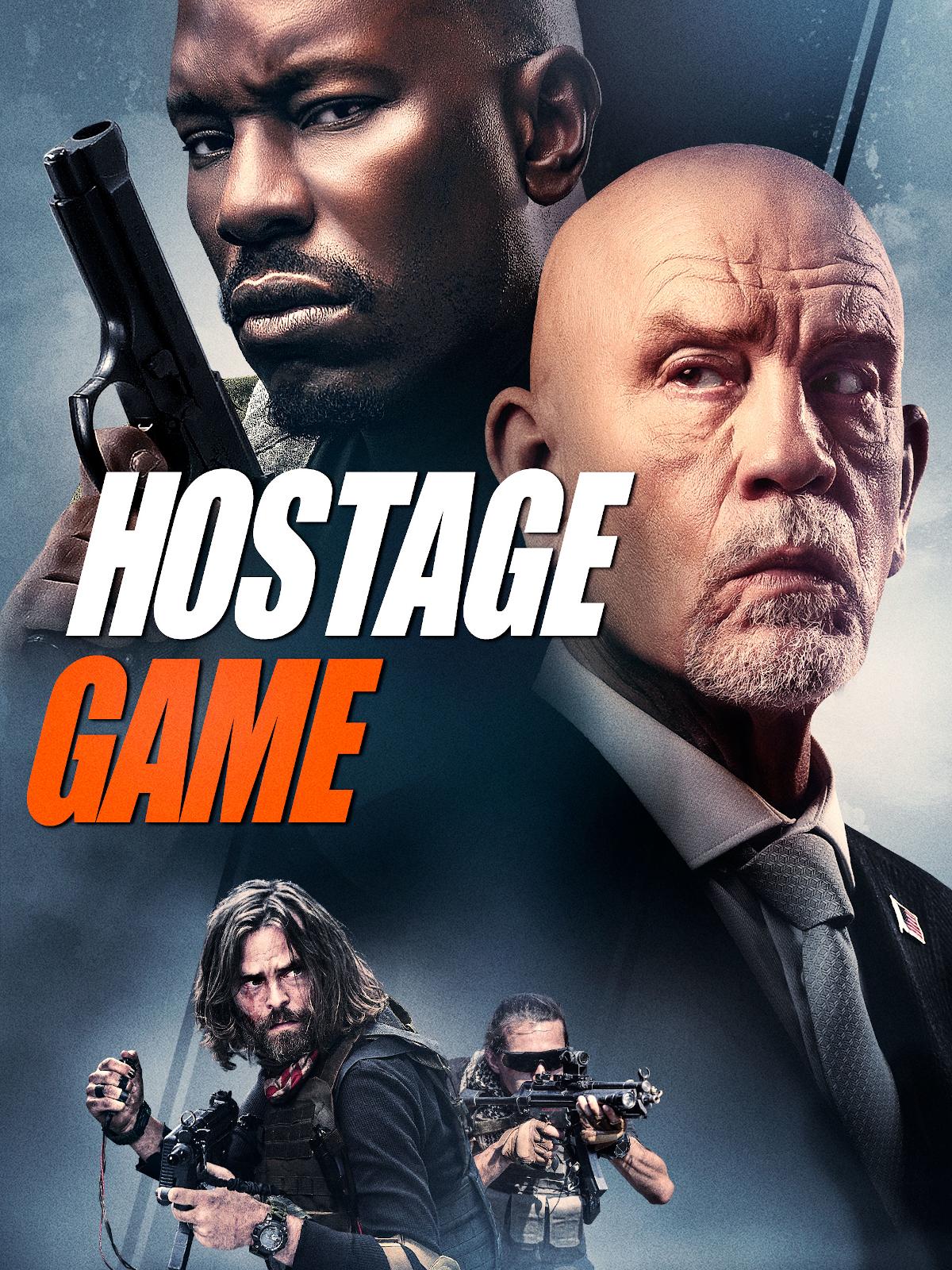 Hostage Game | Keeyes, Jon (Réalisateur)