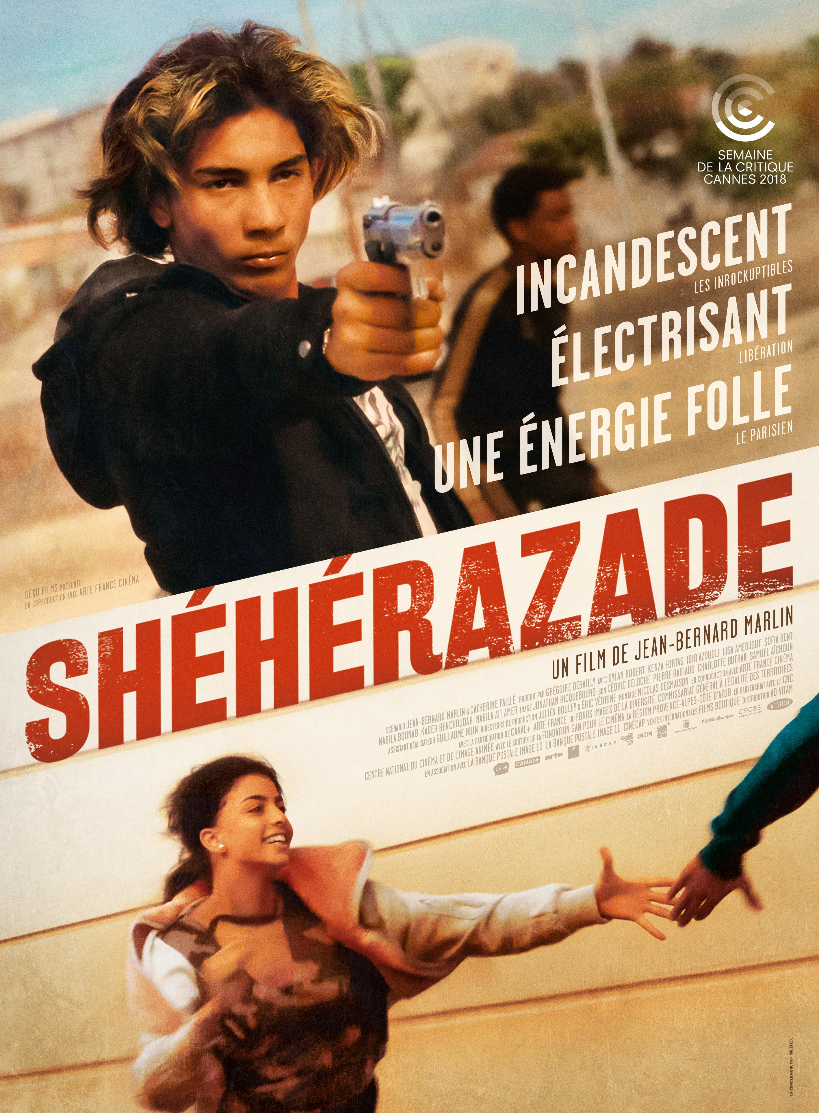 Shéhérazade | Marlin, Jean-Bernard (Réalisateur)