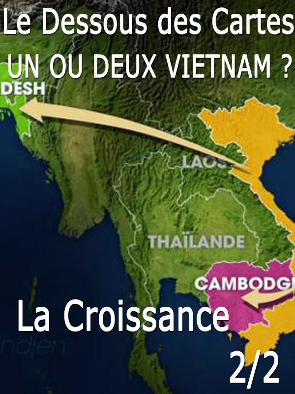 Dessous des Cartes - Un ou deux Vietnam ? La Croissance 2/2 | Victor, Jean-Christophe (Réalisateur)