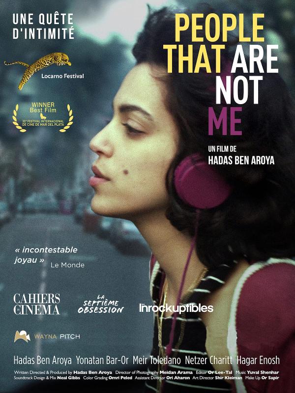 People That Are Not Me | Ben Aroya, Hadas (Réalisateur)