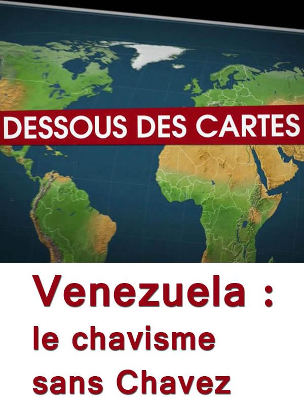 Le Dessous des cartes - Venezuela : le chavisme sans Chavez | Victor & Natacha Nisic, Jean-christophe (Réalisateur)