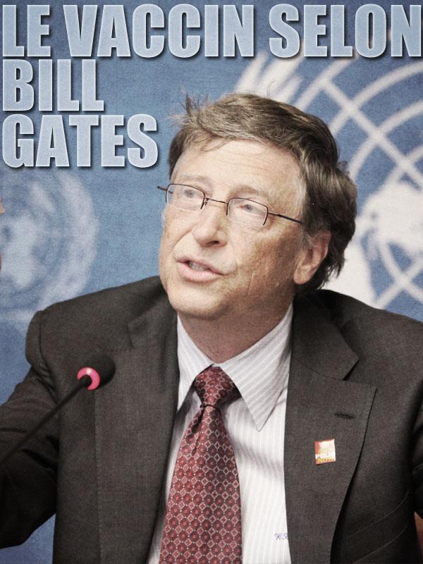 Le vaccin selon Bill Gates | Castaignède, Frédéric (Réalisateur)