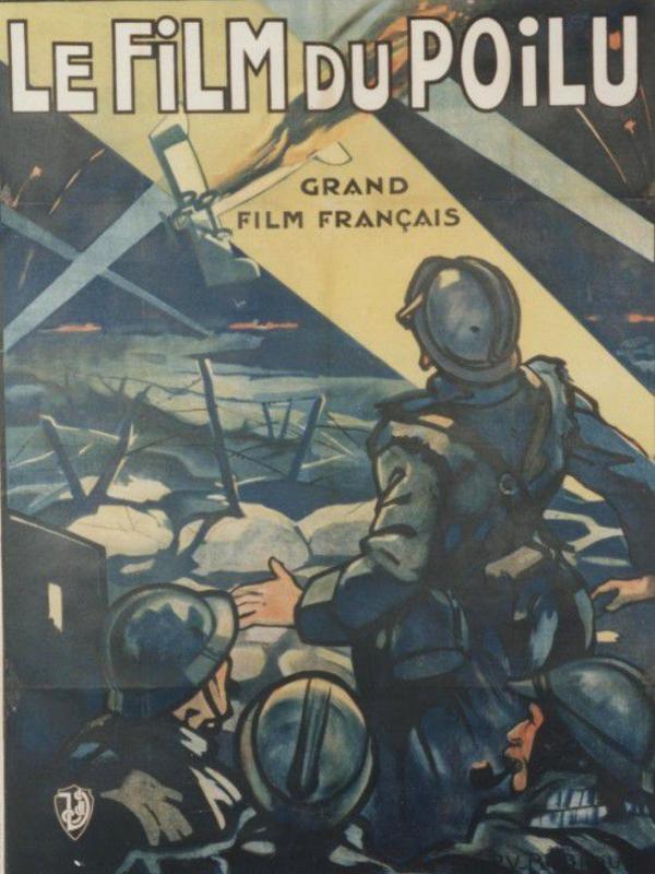 Le Film du poilu | Desfontaines, Henri (Réalisateur)