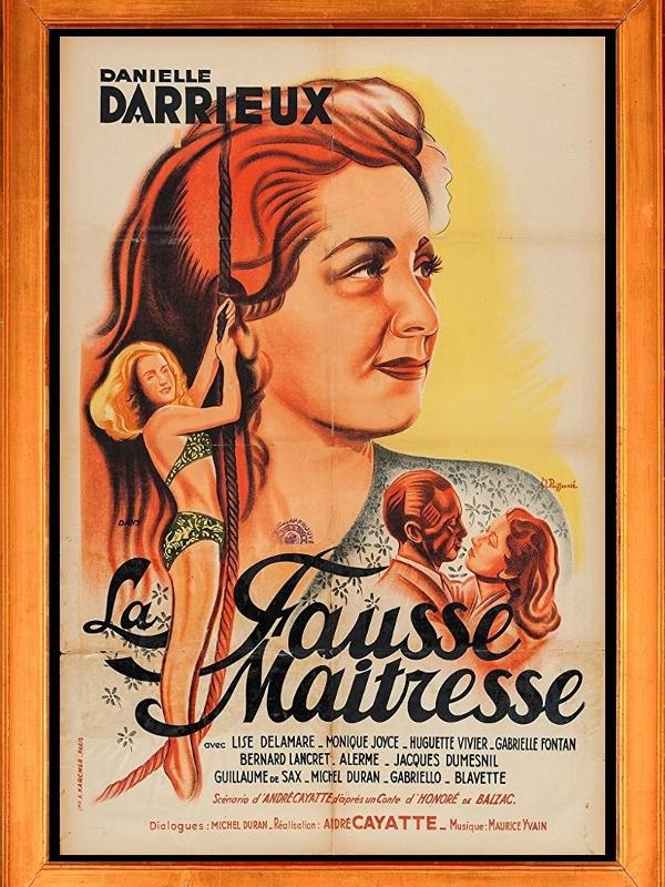 La Fausse maîtresse | Cayatte, André (Réalisateur)