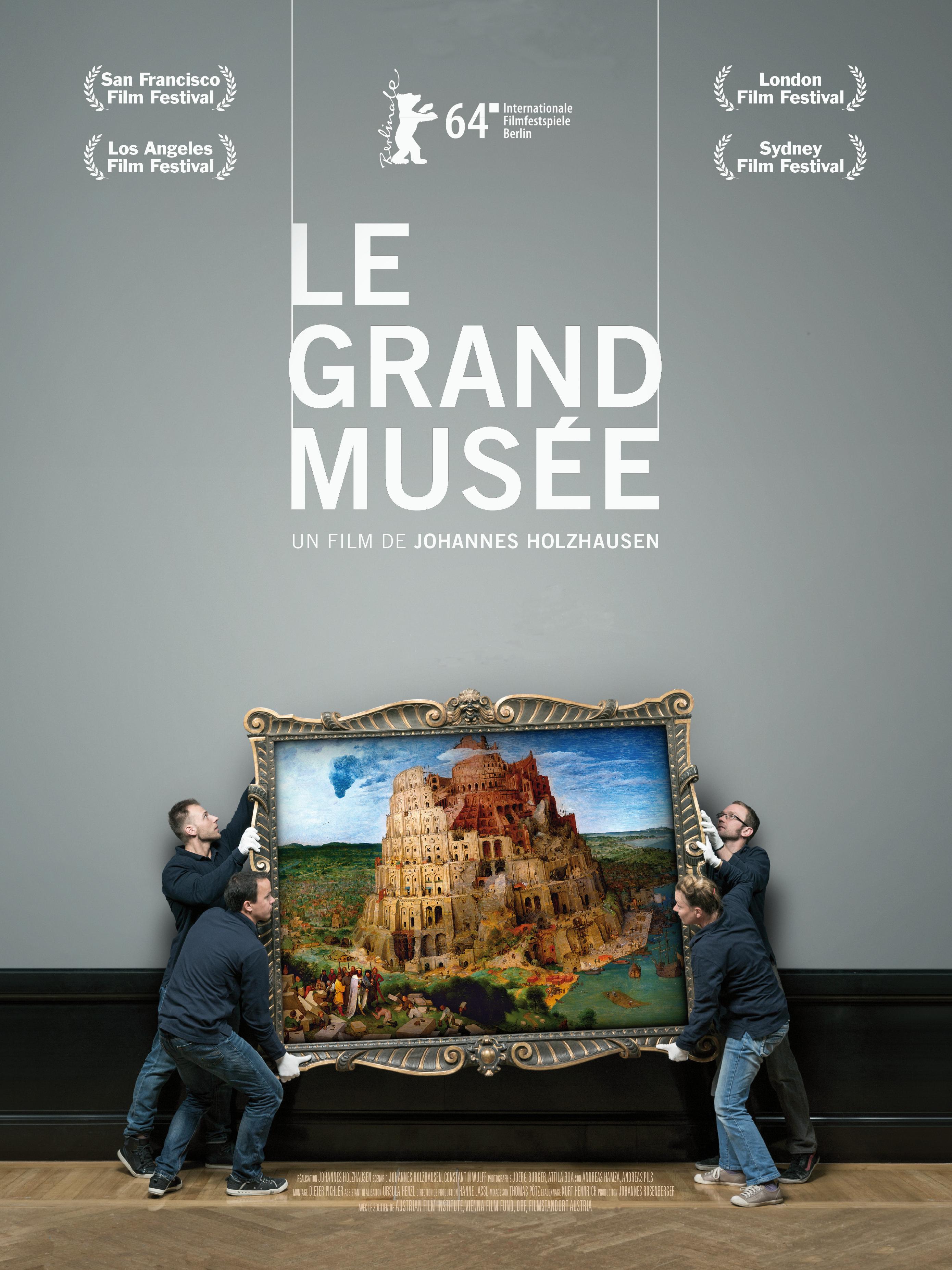 Le Grand Musée | Holzhausen, Johannes (Réalisateur)