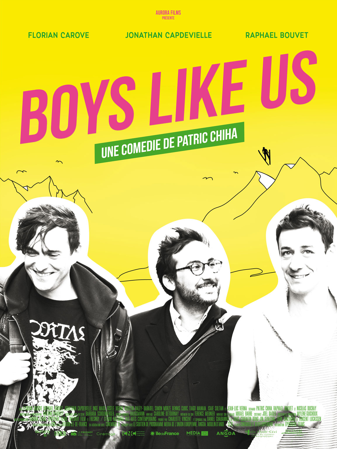 Boys Like Us | Chiha, Patric (Réalisateur)