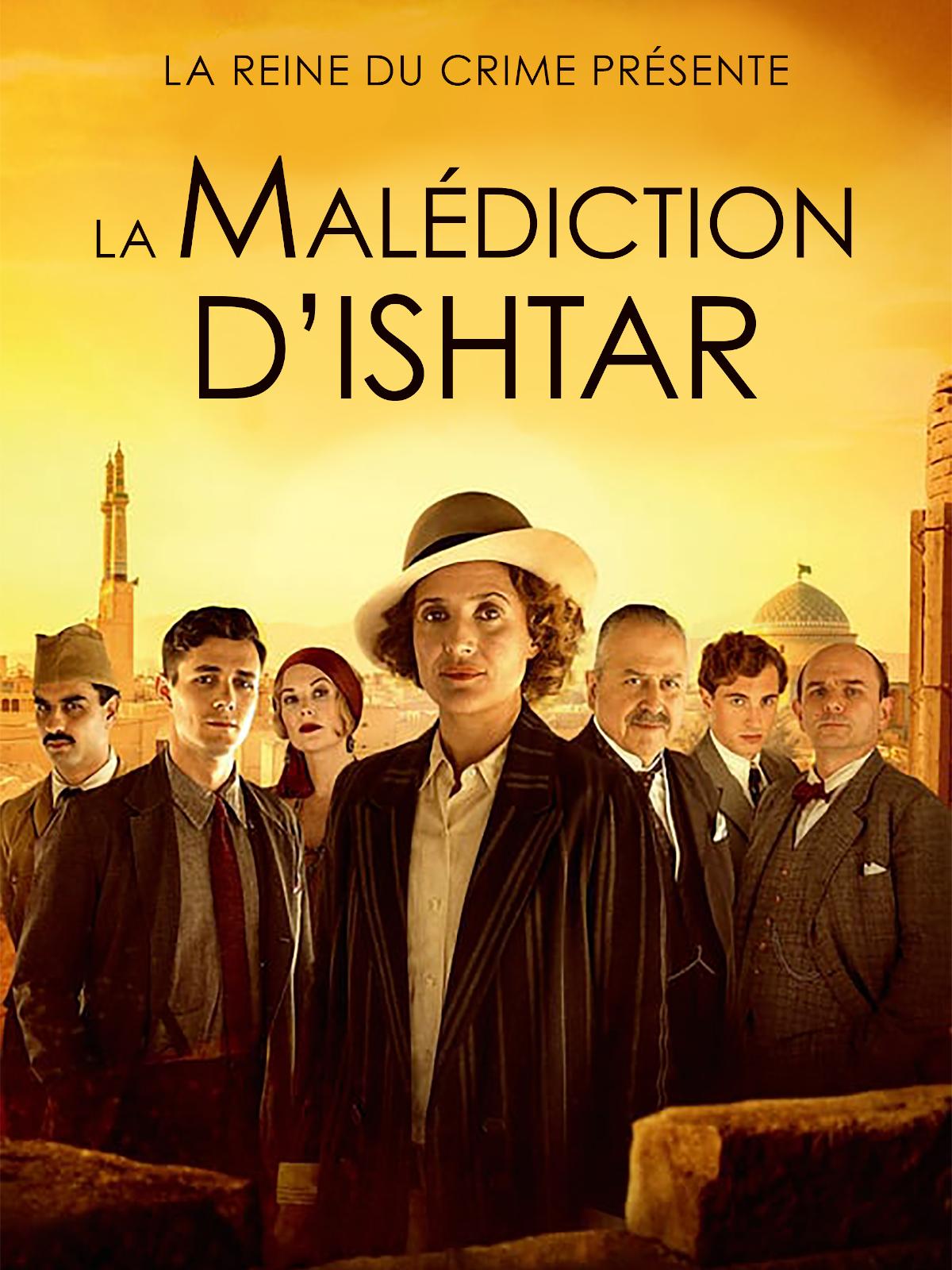 La Reine du crime présente : la Malédiction d'Ishtar | Yates, Sam (Réalisateur)