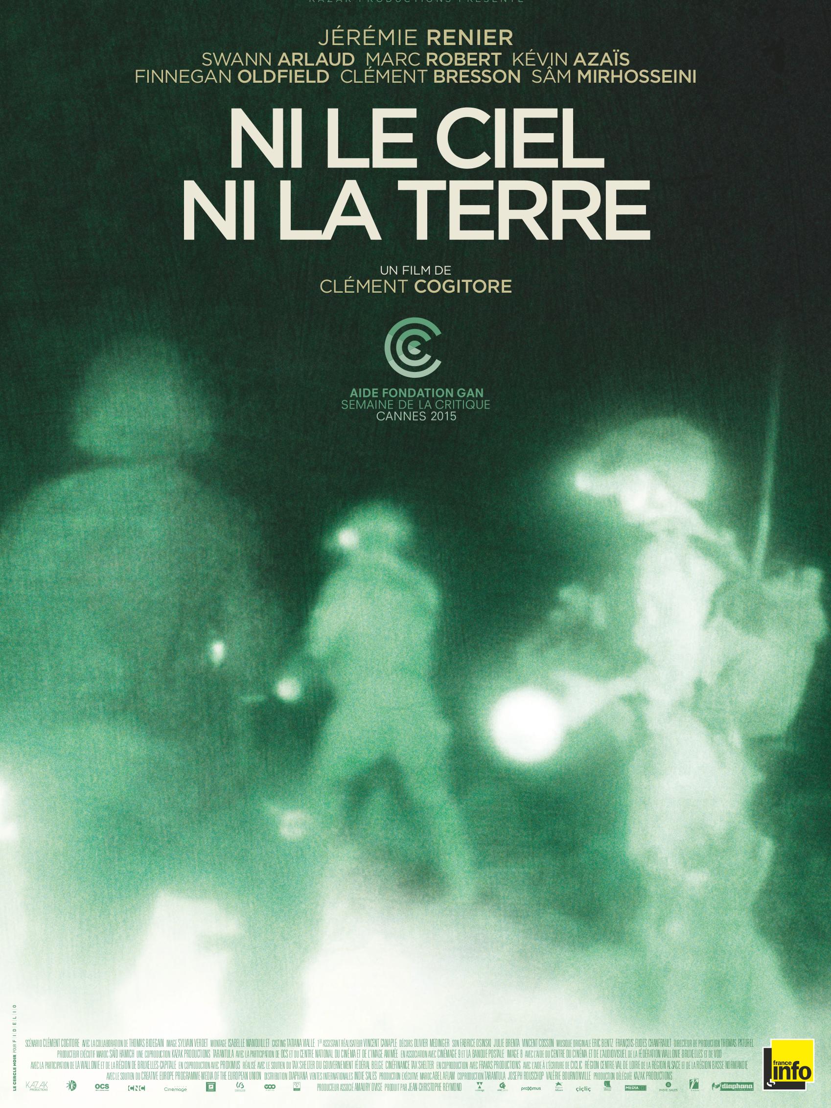 Ni le ciel, ni la terre | Cogitore, Clément (Réalisateur)