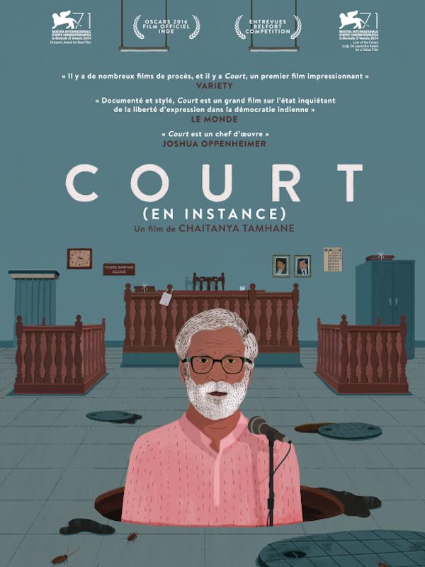 Court (en instance) | Tamhane, Chaitanya (Réalisateur)