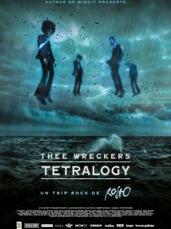 Thee Wreckers Tetralogy | Rosto,  (Réalisateur)