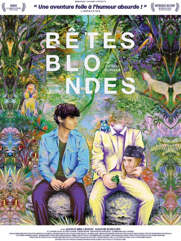 """Afficher """"Bêtes blondes"""""""