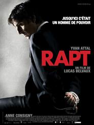 Rapt | Belvaux, Lucas (Réalisateur)
