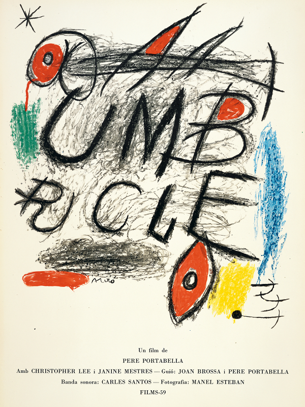Umbracle | Portabella, Pere (Réalisateur)