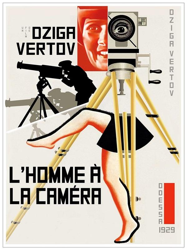 L'Homme à la caméra | Vertov, Dziga (Réalisateur)