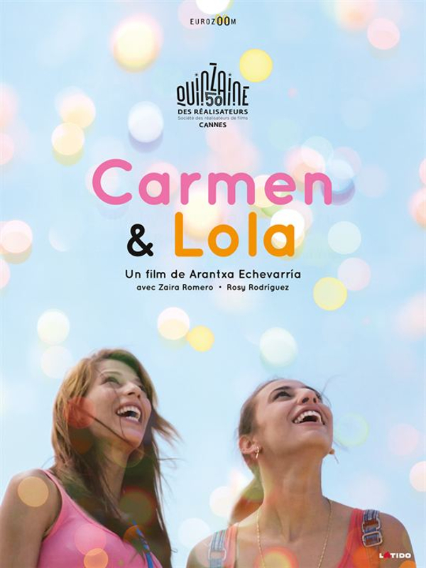 Carmen et Lola | Echevarría, Arantxa (Réalisateur)